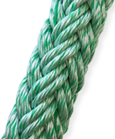 12-24 Strand Plain Mixed NIKASTEEL Mooring Ropes