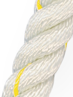 3-4 Strands 100% Polyester Mooring Ropes