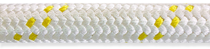 Double Braided 100% Polyester Mooring Rope by Katradis Marine Ropes